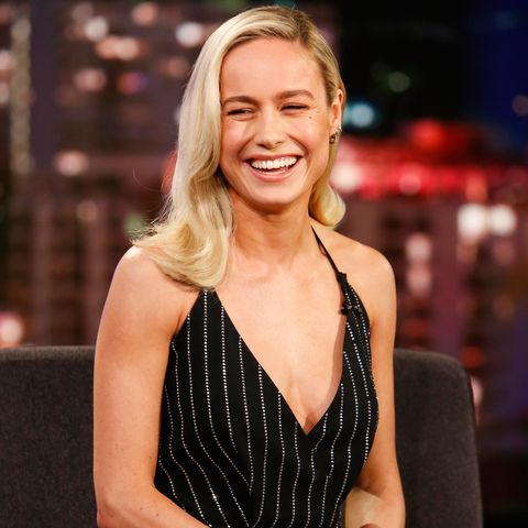 Brie Larson Surprised Fans By Turning Up At Captain