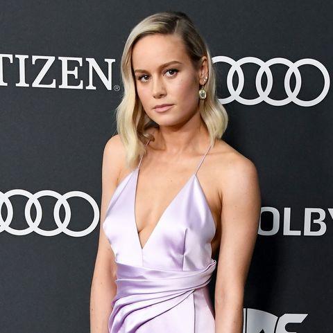 Brie Larson, Avengers: Endgame World premiere