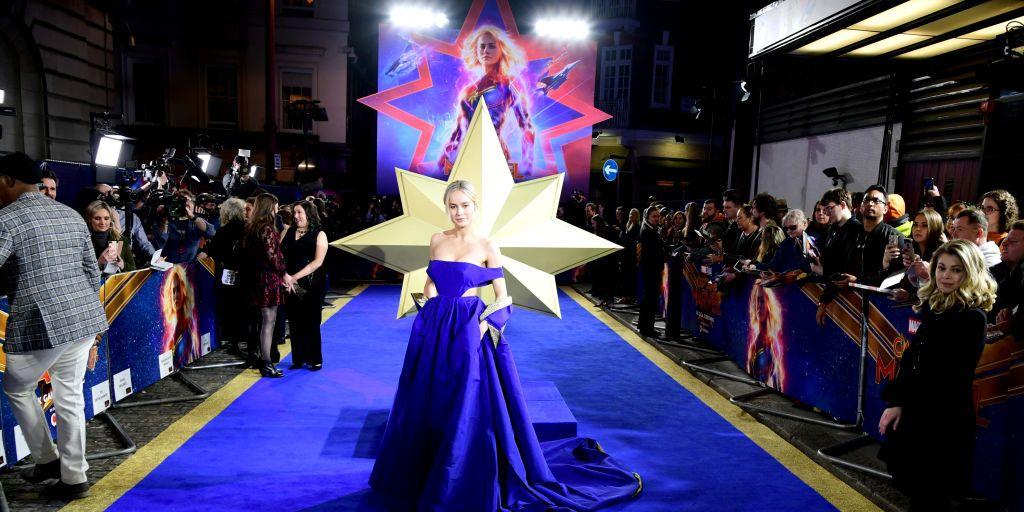 Captain Marvel, Brie Larson, Marvel, film, kritiek, trollen,Rotten Tomatoes, witte mannen, boos, filmcritici