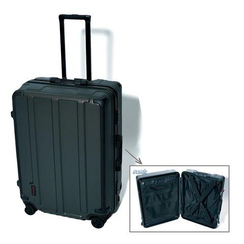 トロリー スーツケース おすすめ 最新 レザー 鞄 旅行 ブリーフィング