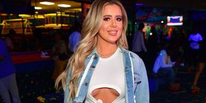 Brielle Biermann at Lil Yachty's 21st Birthday Celebration