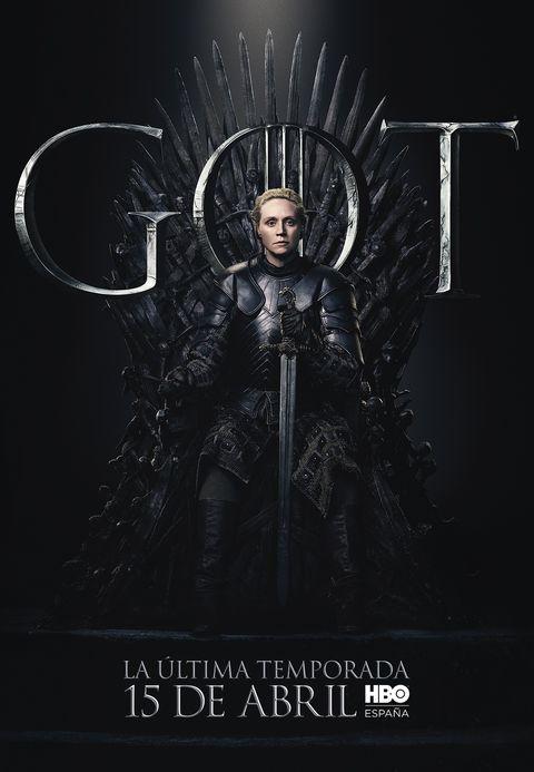 Posters de la temporada 8 de'Juego de tronos'