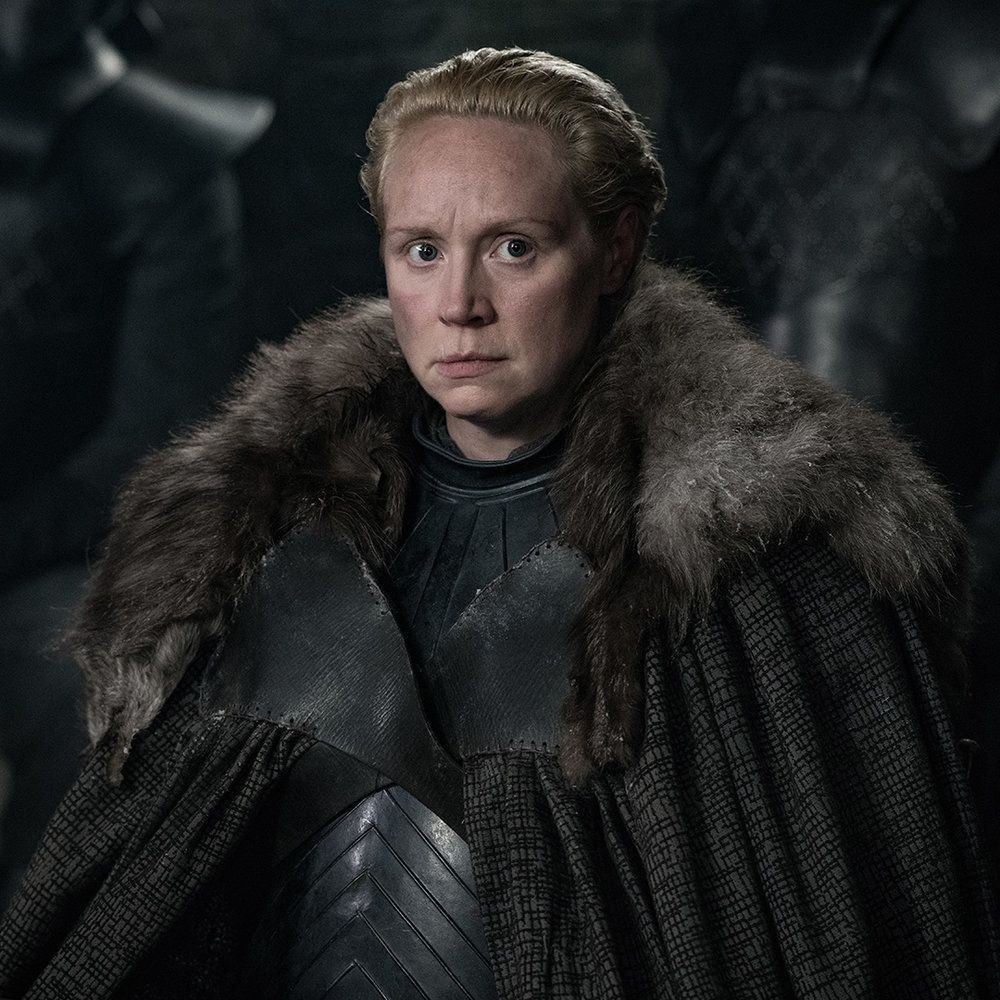 The Game of Thrones Finale Gave Us This Incredible Brienne Writing Meme