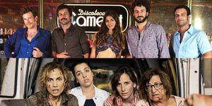 'Brigada Costa del Sol' y 'Señoras del (h)AMPA', de Telecinco, seleccionadas para elMIPTV2019.