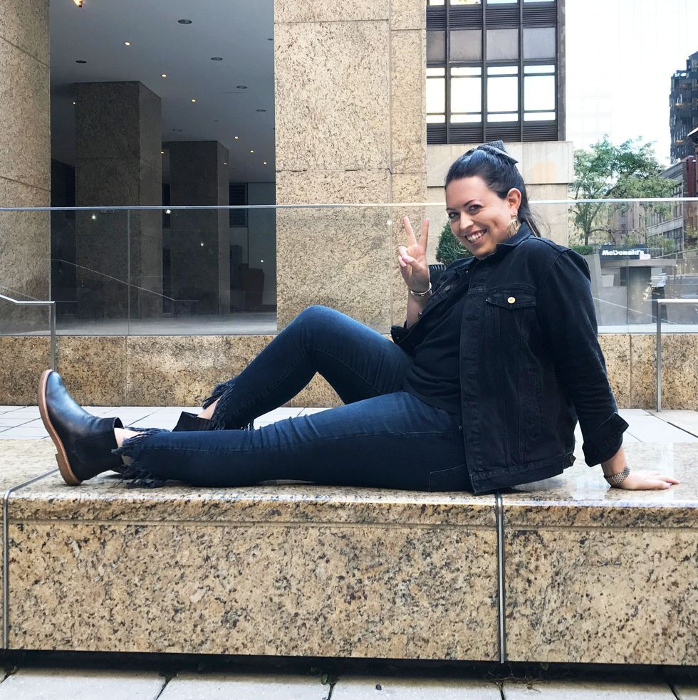 0c1d3951468 Mavi High Rise Fringe Skinny Jeans Review - Why I Love Mavi Jeans
