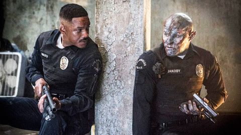 If You Hated Bright, Netflix Says It's Because You're Just Out of Touch