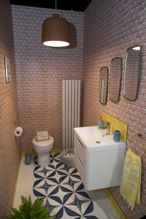 Grand Designs - The Lavatory Project - downstairs cloakroom/toilet