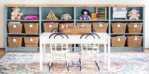 25+ Irresistible Playroom Design Ideas - Best Playroom ...