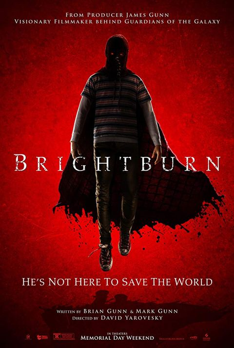 Brightburn - Best Halloween Movies