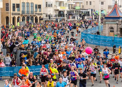 How to enter the 2020 Brighton Marathon