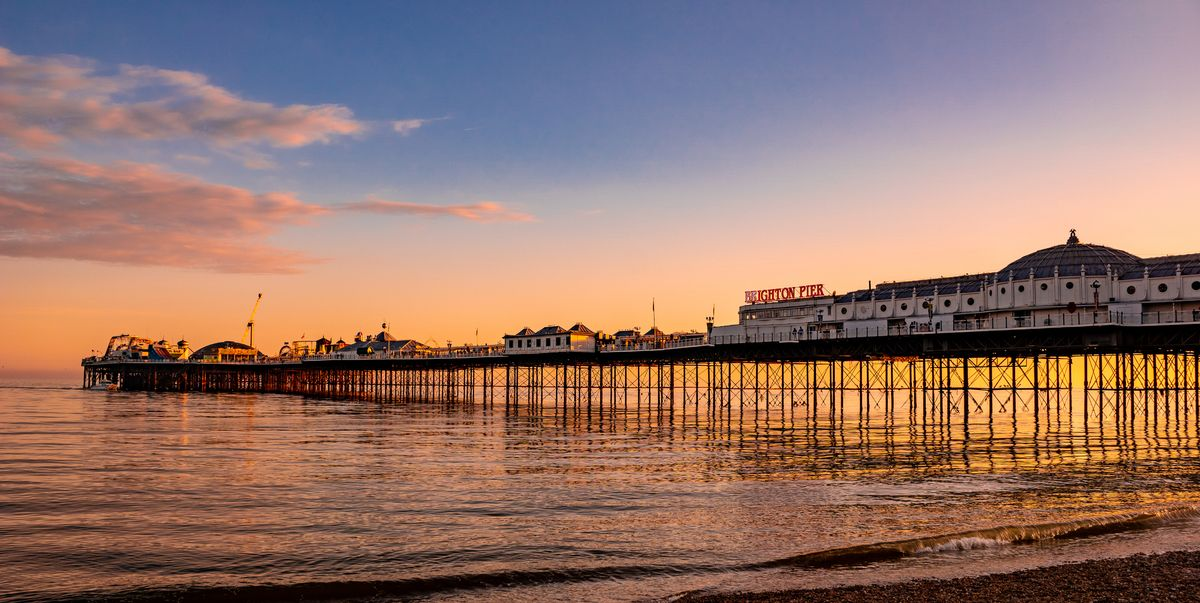 Brighton Is The Happiest City To Live And Work In