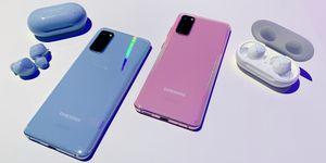 【舊金山直擊】Samsung最新 Galaxy S20 系列推出2款夢幻糖果色!史上最強「AI一鍵拍攝」學起來