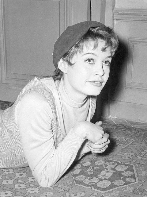 Brigitte Bardot tendencia boina