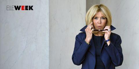 Brigitte Macron week