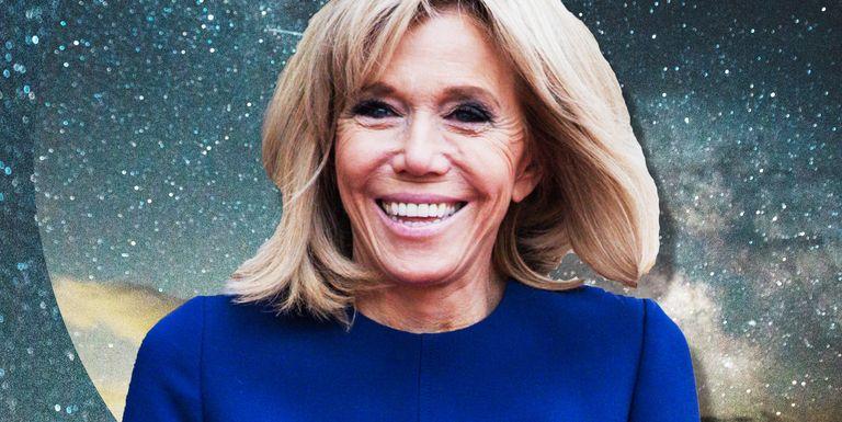 Brigitte Macron Ha Indossato Il Look Perfetto Per La