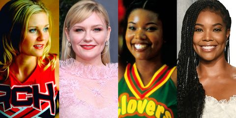 bring it on cast then and now