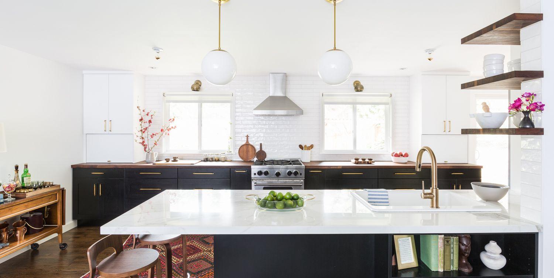 35+ Gorgeous and Functional Kitchen Peninsulas