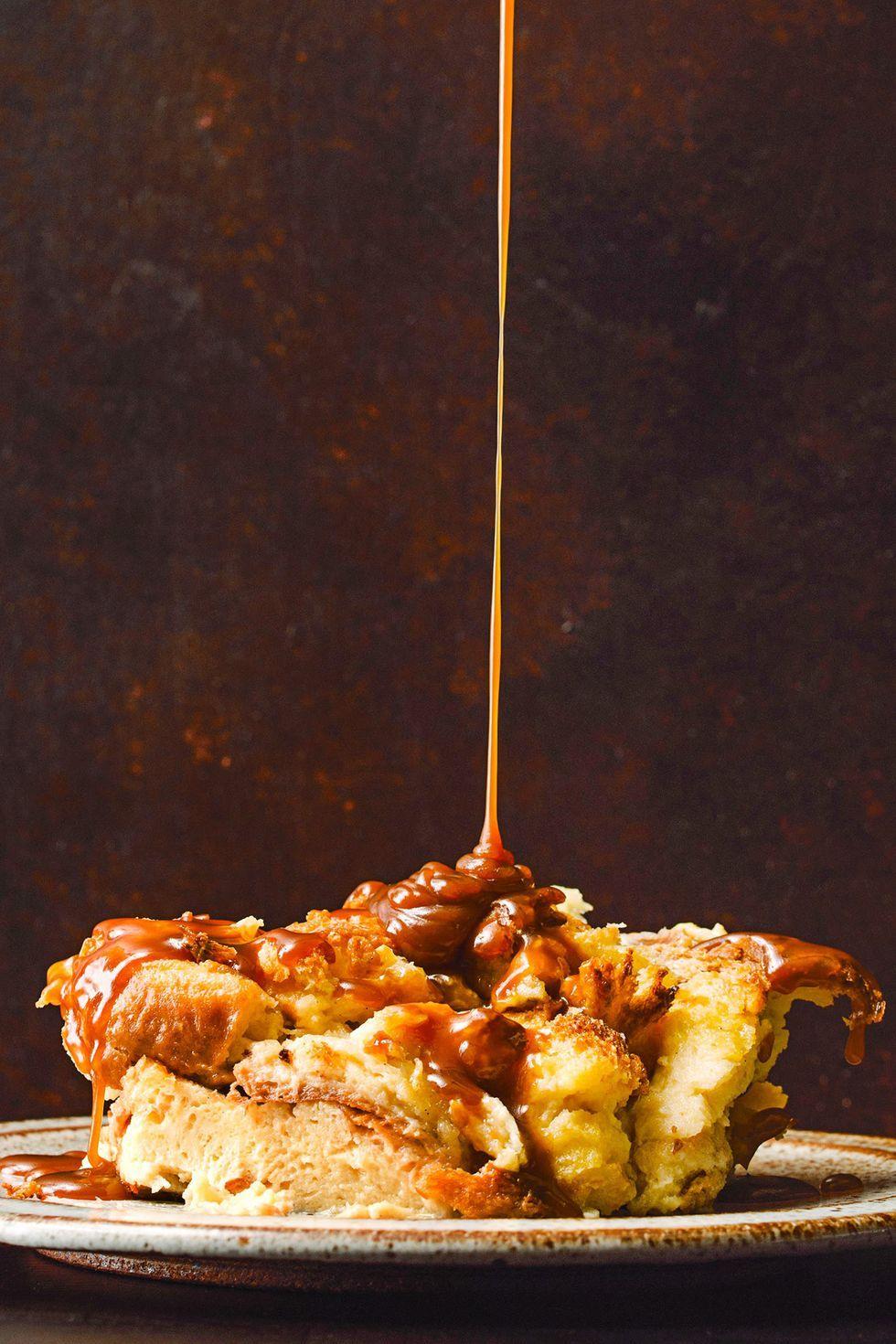 Best Brioche Bread Pudding With Bourbon Caramel Sauce Recipe How To Make Brioche Bread Pudding With Bourbon Caramel Sauce