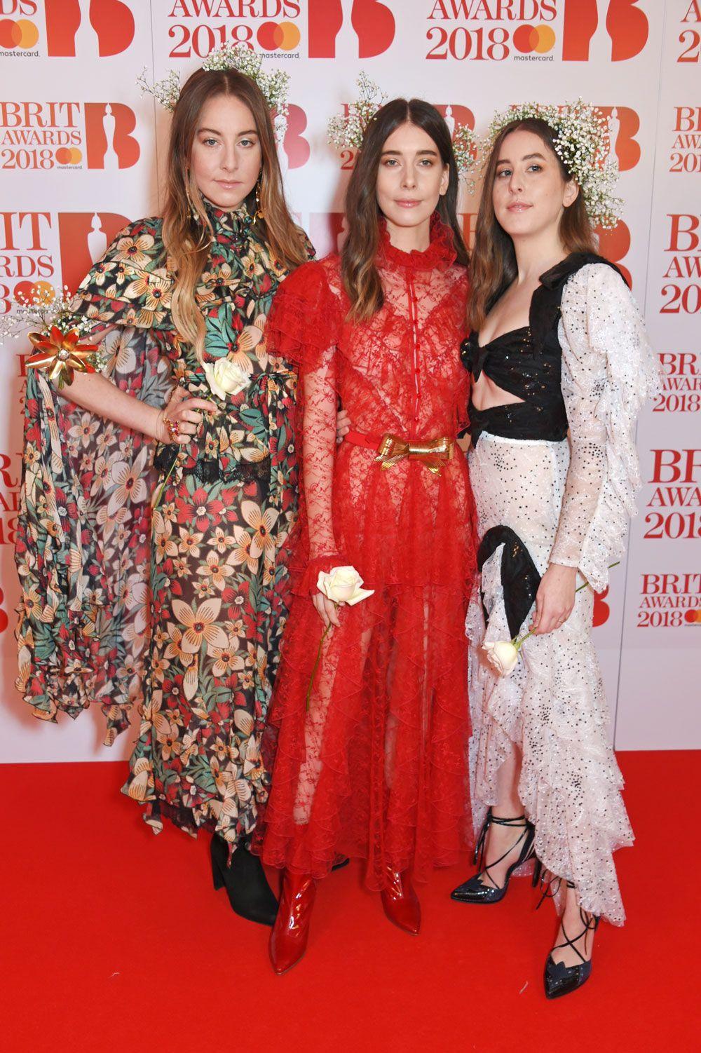 2018 Brit Awards 63