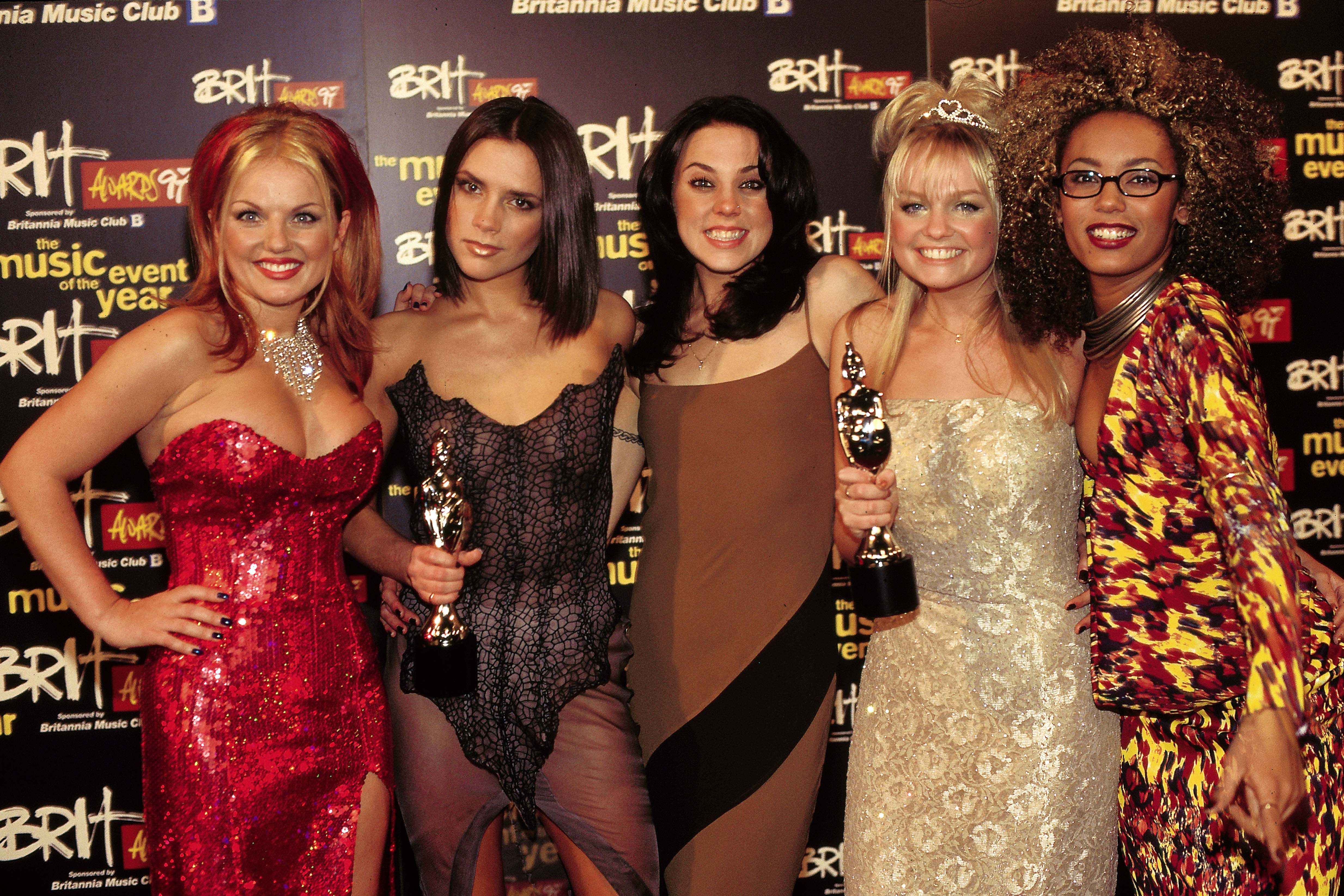 Best Spice Girls Outfits of All Time , Iconic \u002790s Fashion