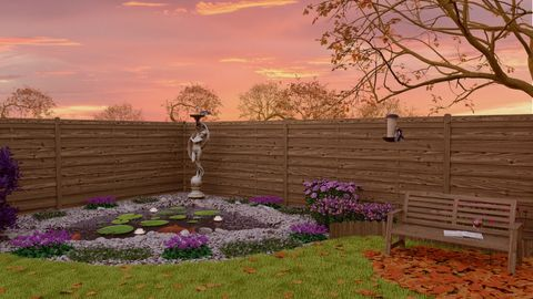 britains dream garden cgi - Dream Garden