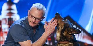 Britain's Got Talent dog Finn
