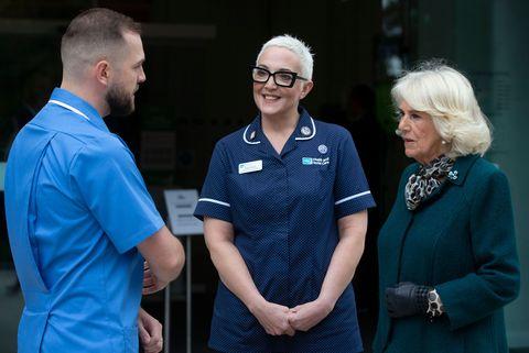 britain nireland health virus royals