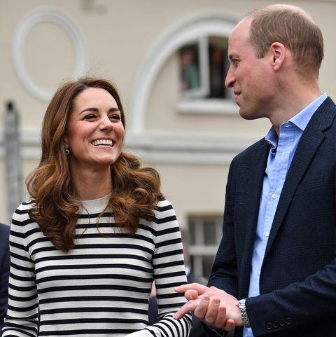 Kate Middleton and Prince William React to Royal Baby's Birth