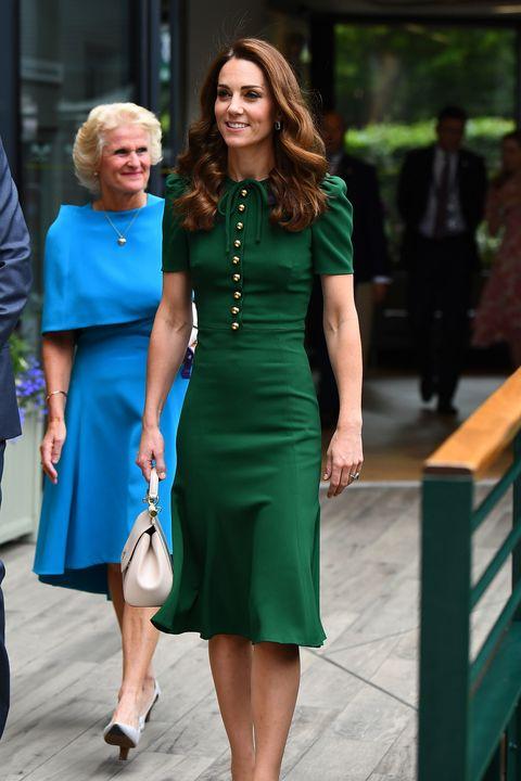 Kate Middleton Wimbledon final