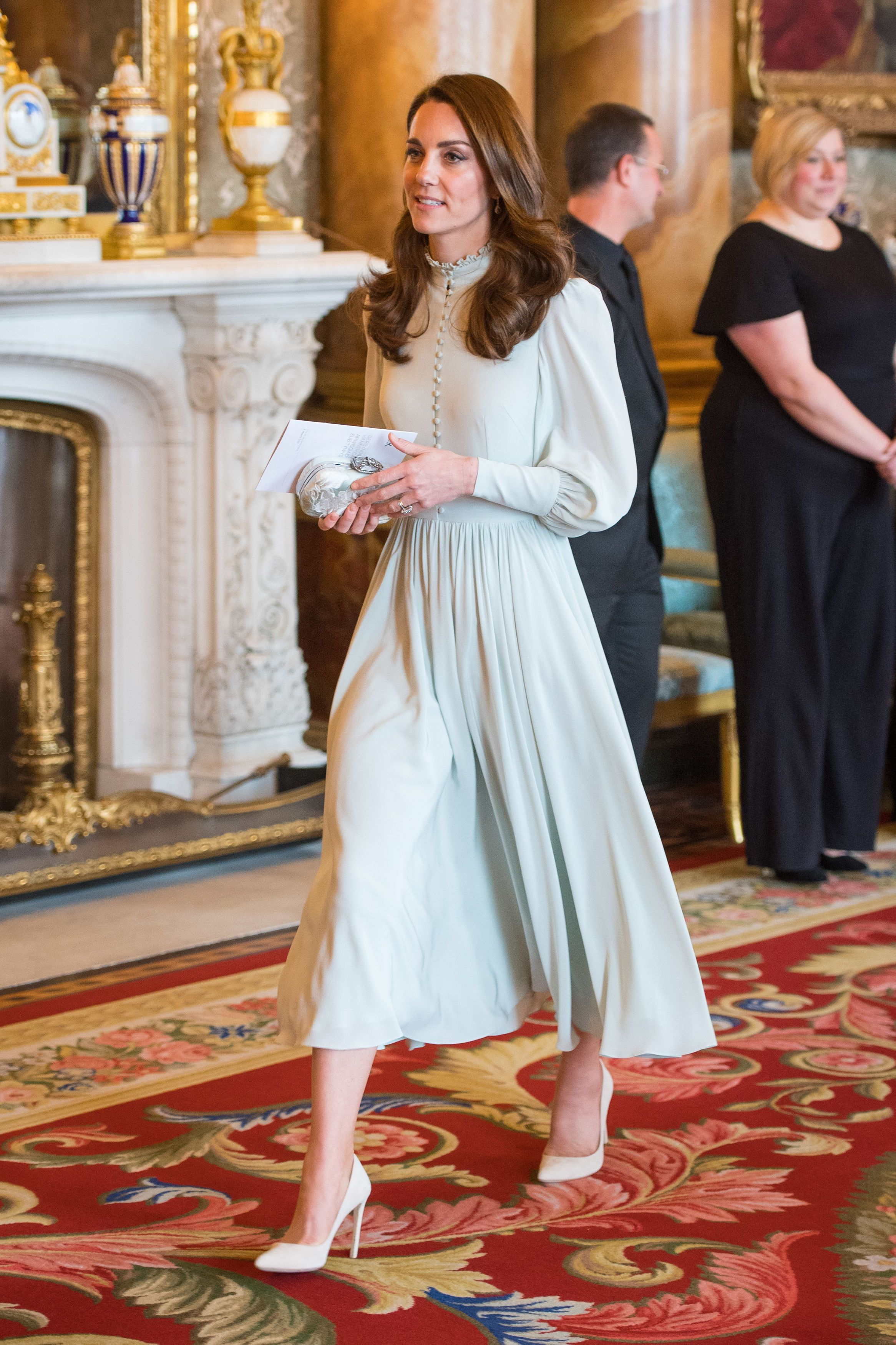 8987b6589aca Kate Middleton's Best Fashion Looks - Duchess of Cambridge's Chic Outfits