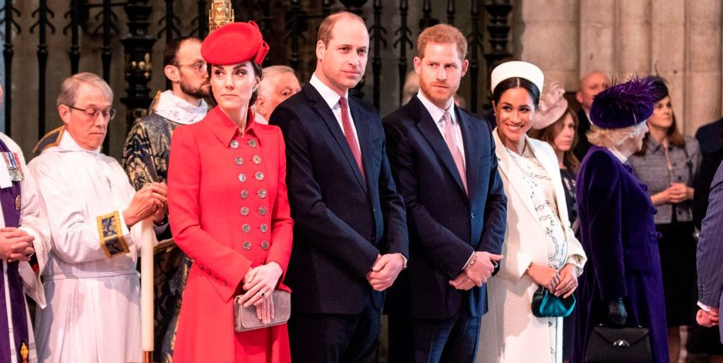 Inside Harry and Meghan's Split from William and Kate to Start Their Own Royal Household