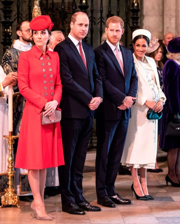Why Is Meghan Markle and Prince Harry's Household Split From Kate Middleton and Prince William Such a Big Deal?