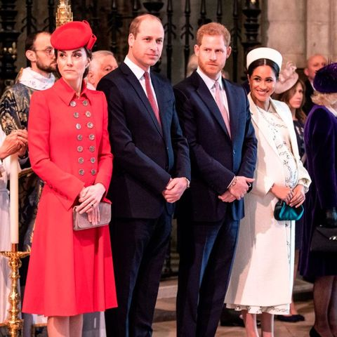 Meghan Markle wants to relocate away from William and Kate Middleton