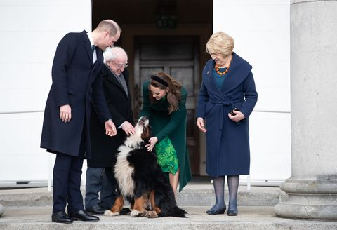 IRELAND-BRITAIN-ROYALS