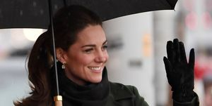 Kate Middleton in Blackpool
