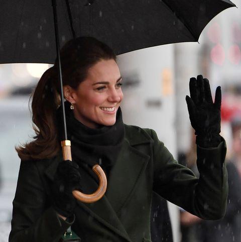 Kate Middleton in Blackpool