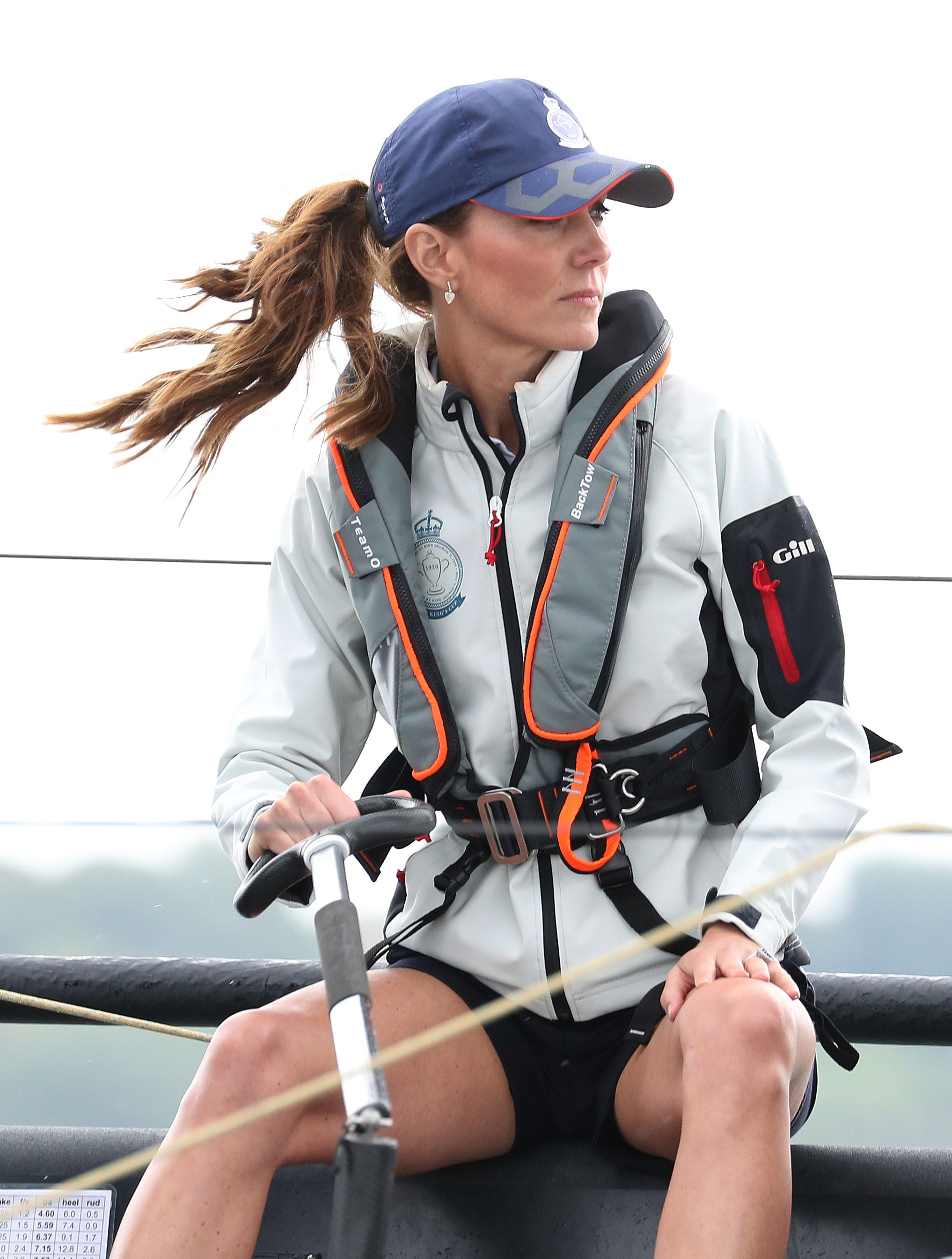 Is It Even Legal for Kate Middleton to Look This Good While Sailing?