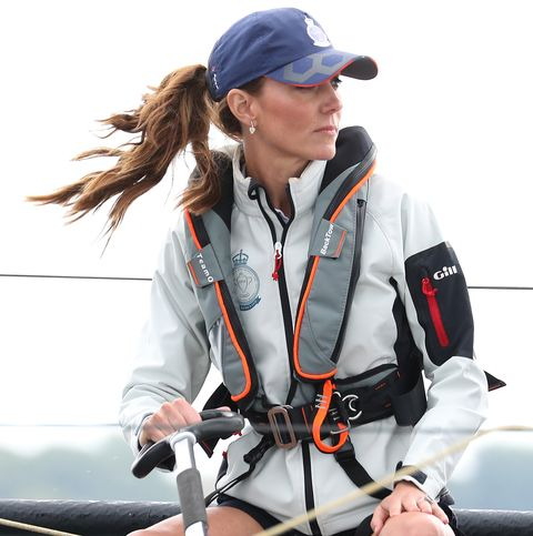 a1cbf5dce Kate Middleton's Sailing Outfit Is So Impressive
