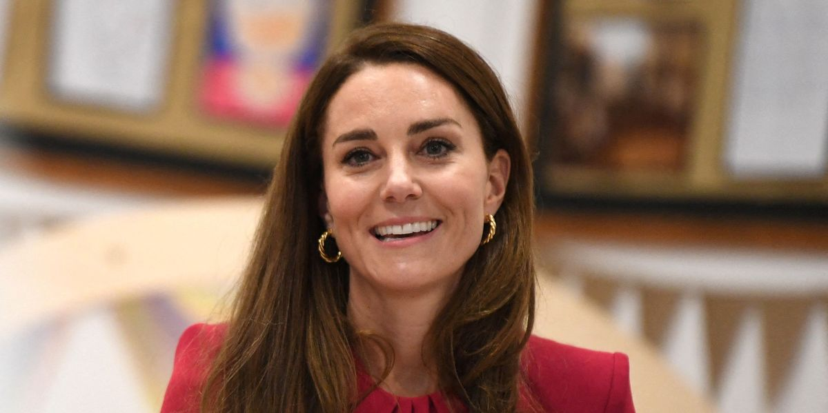 """Kate Middleton Says That She """"Can't Wait"""" to Meet Baby Lili and Hopes She Can Soon"""