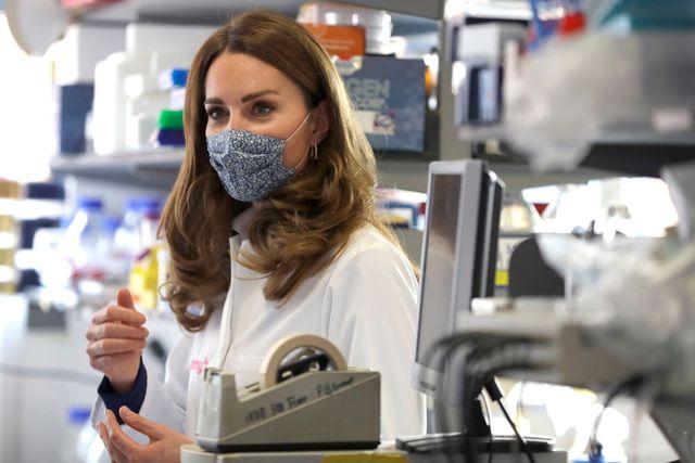 britain royals health
