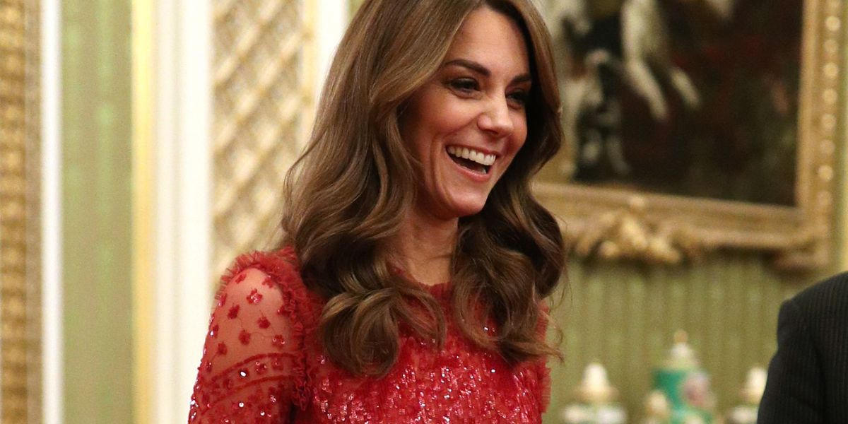The Duchess of Cambridge's stunning red dress is now available for kids