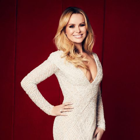 Britain's Got Talent judge Amanda Holden could have starred in Rocketman as Elton John's mum