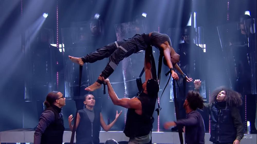 Britain's Got Talent's Diversity perform Black Lives Matter dance