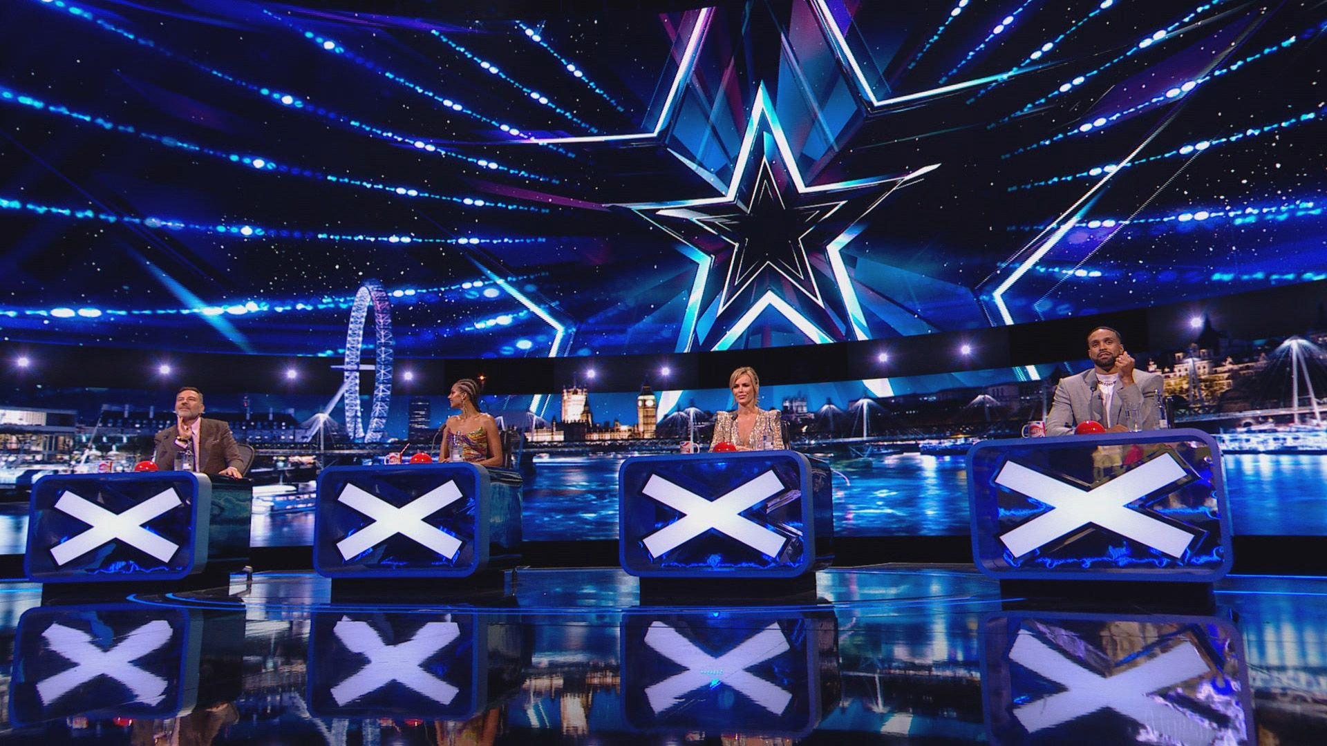 BGT offers first-look at socially distanced judges