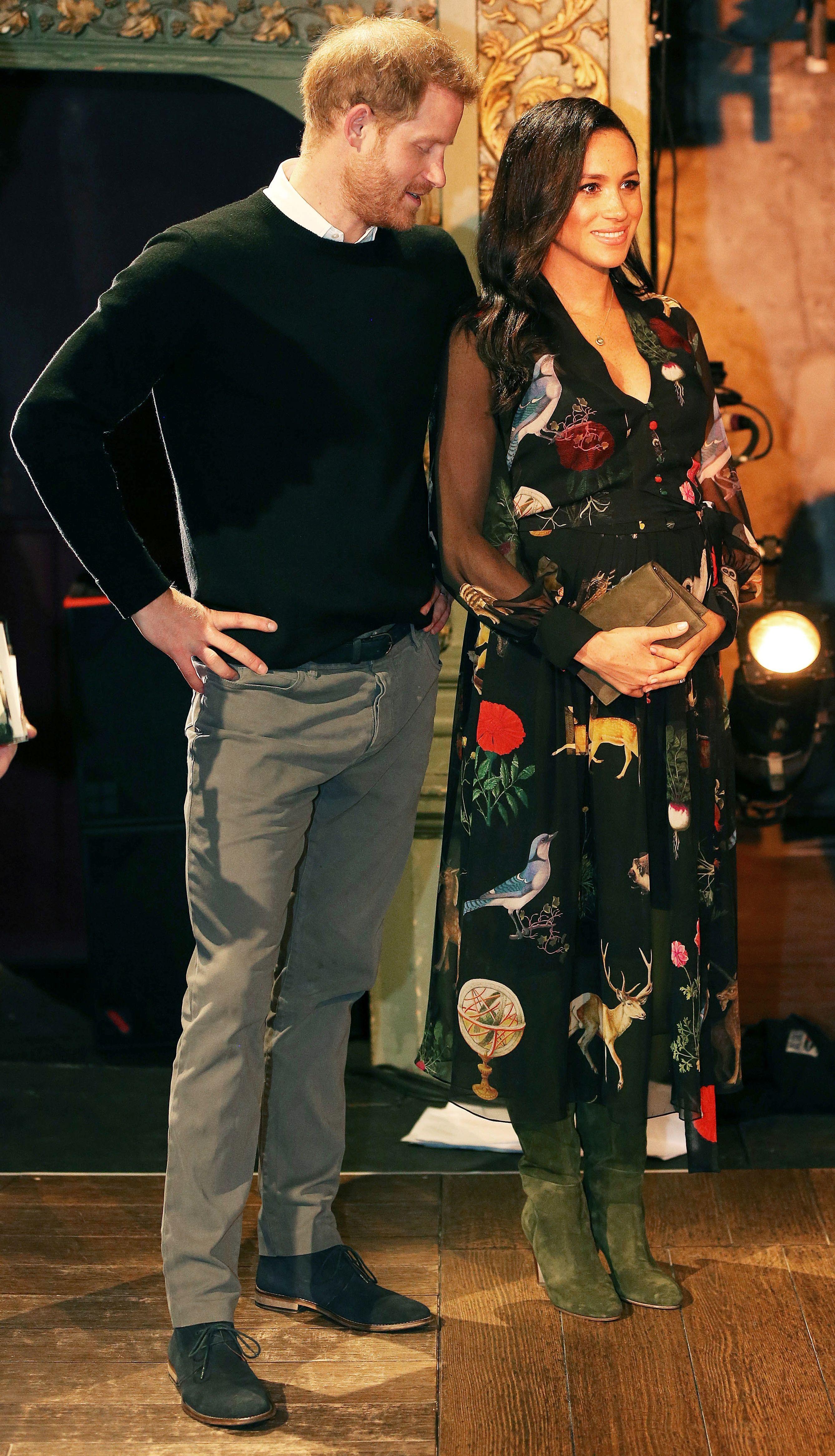 Meghan Markle's Favorite Shoe Designer Sarah Flint Makes Heels Comfy Enough for a Pregnant Duchess