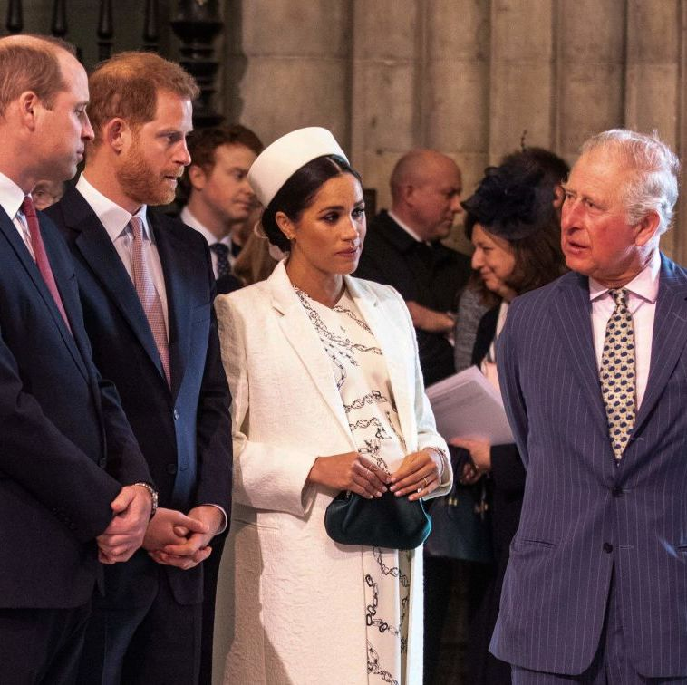 Prince Charles Has Some Solid Advice for Prince Harry and Meghan Markle About Dealing With Bad Press