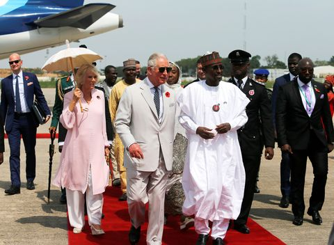 BRITAIN-NIGERIA-POLITICS-ROYALS