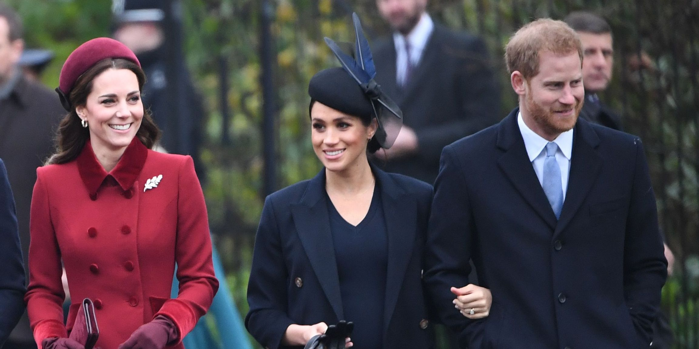 Why Meghan Markle and Prince Harry Missed Kate Middleton's Birthday Party at Anmer Hall