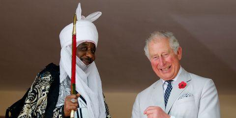 BRITAIN-NIGERIA-POLITICS-ROYALS