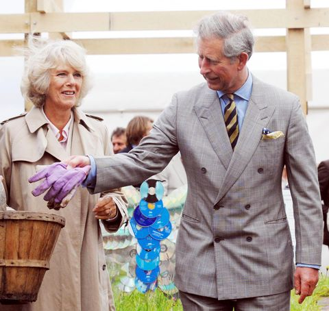 vacanze royal family